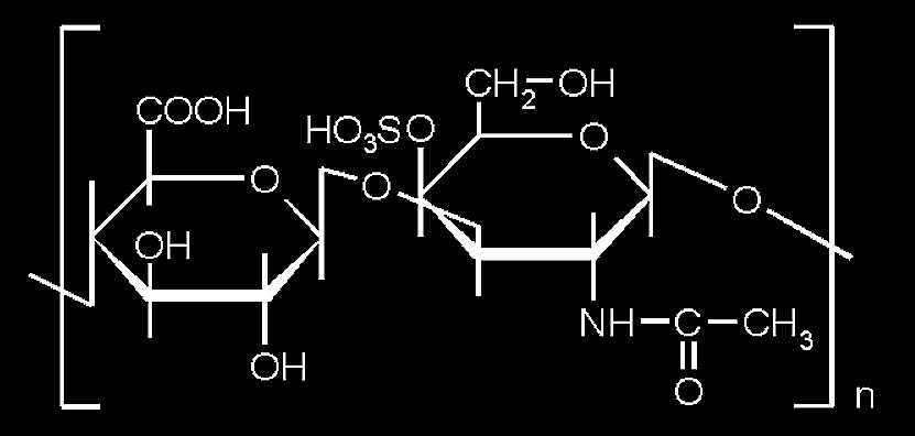 формула хондроитин сульфат